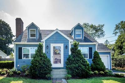 Wakefield Single Family Home Under Agreement: 8 Willow