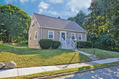Medford Single Family Home Sold: 34 Sunset Avenue