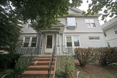 Newton Multi Family Home Under Agreement: 163 Tremont St