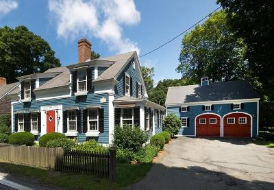 Wenham, Hamilton Single Family Home For Sale: 13 Larch Row