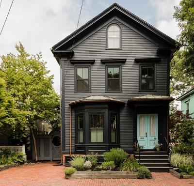 Cambridge Single Family Home Under Agreement: 30 Walker Street