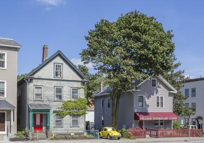 Brookline Multi Family Home For Sale: 223-229 Boylston Street