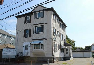 Fall River Multi Family Home For Sale: 1414 Plymouth Ave