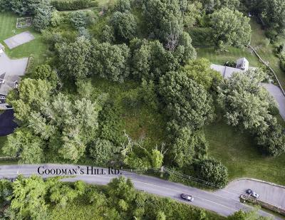 Sudbury Residential Lots & Land For Sale: Goodmans Hill Rd