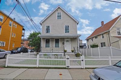 Somerville Single Family Home Under Agreement: 49 Hinckley Street