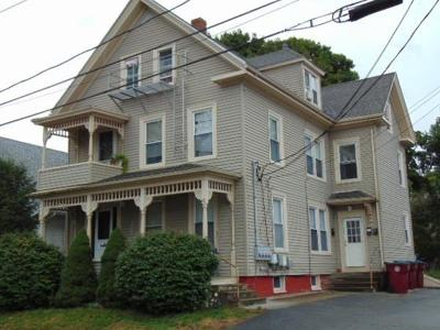 Middleboro Multi Family Home For Sale: 42 Pearl St