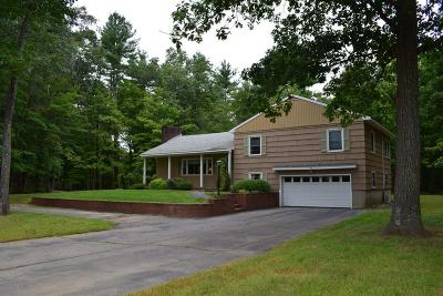 Kingston Single Family Home Under Agreement: 13 Rockrimmon Rd