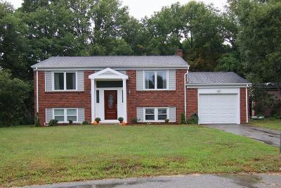 Attleboro Single Family Home For Sale: 75 Boardman Lane