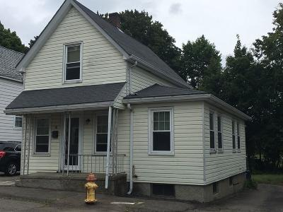 Quincy Single Family Home Contingent: 73-75 Gilbert St
