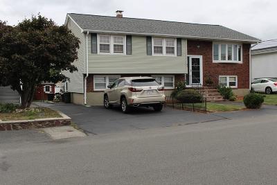 Revere Single Family Home Under Agreement: 95 Geneva St