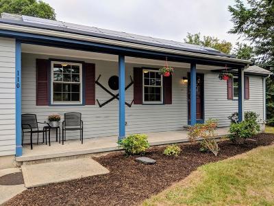 Attleboro Single Family Home For Sale: 110 Zoar Ave