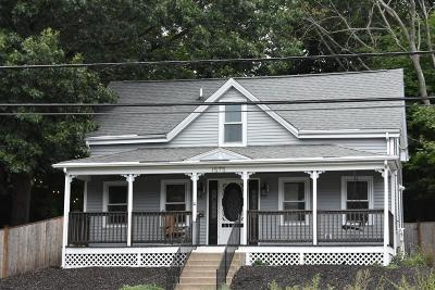 Single Family Home For Sale: 1575 River St