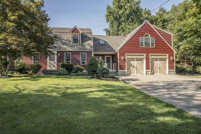 Kingston Single Family Home Contingent: 137 Grove Street