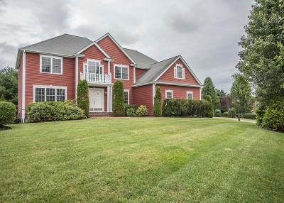 Easton Single Family Home For Sale: 22 Concerto Ct.