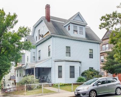 Somerville Single Family Home Under Agreement: 172 Summer Street