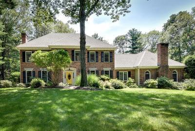 Sherborn Single Family Home For Sale: 153 Lake Street