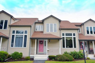 Rockland Condo/Townhouse For Sale: 6 Willow Pond Dr #6