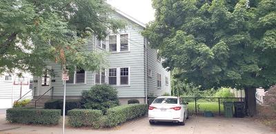 Watertown Multi Family Home Under Agreement: 5-7 Oak St