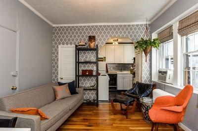 Rental Under Agreement: 1 Primus Ave #3