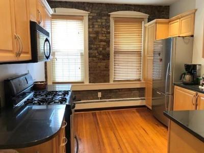 Brookline Rental Under Agreement: 20 Perry St #3