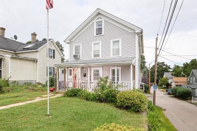 Marlborough Single Family Home For Sale: 29 Elm St