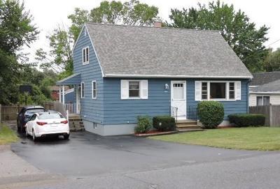 Billerica Single Family Home Contingent: 4 Lake Street