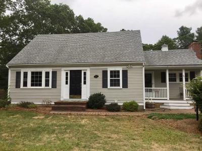 Plymouth MA Single Family Home Back On Market: $429,900