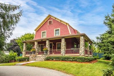 stoneham Single Family Home For Sale: 196 Franklin St