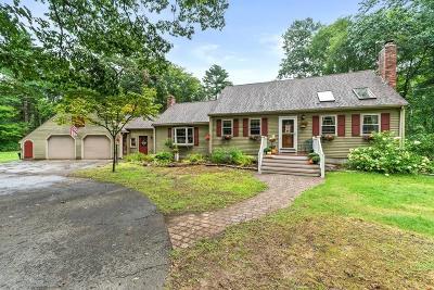 Middleboro Single Family Home Contingent: 266 Miller St