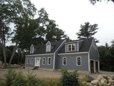 Easton Single Family Home For Sale: 15 Hollis Rd