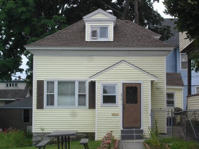 Lowell Single Family Home For Sale: 274 Pine St