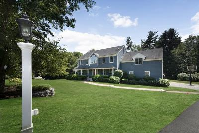 Hanover Single Family Home Contingent: 78 Autumn Ln
