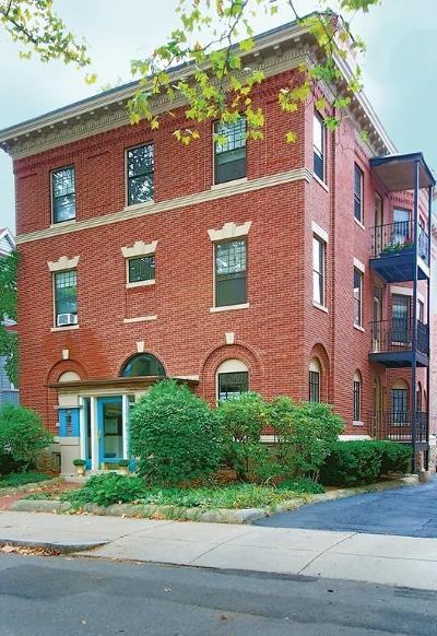 Brookline Condo/Townhouse Under Agreement: 7 Beals St #1