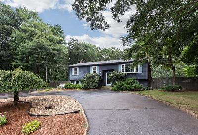 Norton MA Single Family Home Under Agreement: $389,900