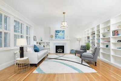 Brookline Condo/Townhouse Under Agreement: 77 Harvard Ave #2