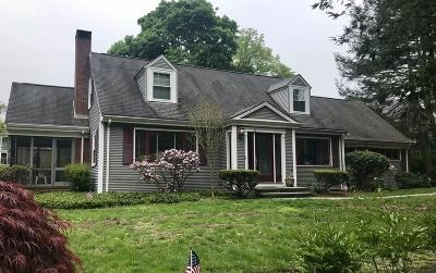 Waltham Single Family Home For Sale: 401 Lexington Street