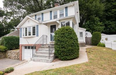Wakefield Single Family Home Under Agreement: 18 Brook Street