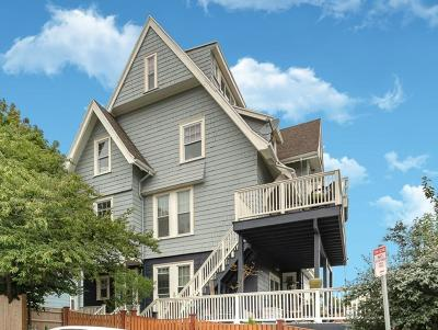 Condo/Townhouse Under Agreement: 51 Sawyer Ave #3