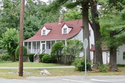 Avon Single Family Home Under Agreement: 200 E. High Street