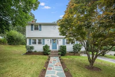 Burlington Single Family Home Contingent: 6 Caroline St