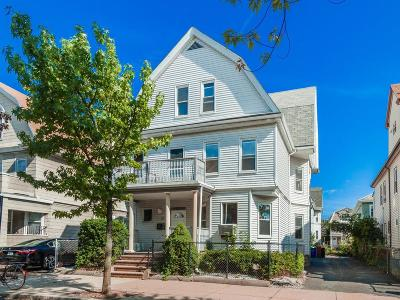 Somerville Multi Family Home For Sale: 23 Wisconsin Ave