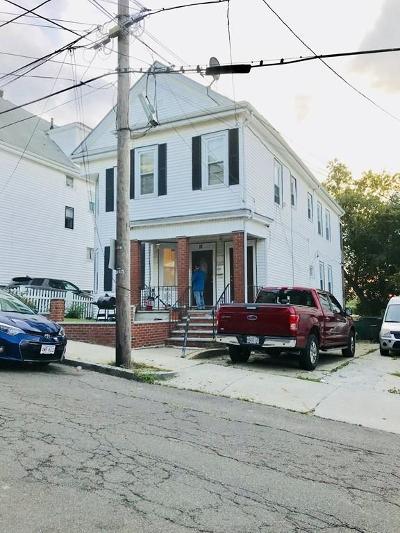 Revere Multi Family Home Contingent: 18 Highland Street