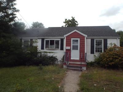 Randolph Single Family Home Under Agreement: 7 Jane