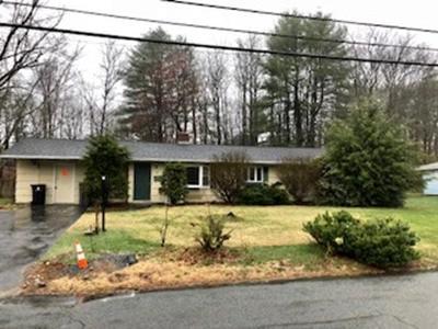 Framingham Single Family Home For Sale: 22 Edith Rd