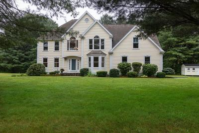 Franklin Single Family Home For Sale: 3 Woodhaven Dr
