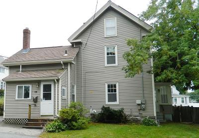 Woburn Single Family Home For Sale: 19 Charles Street