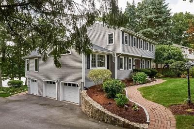 Framingham Single Family Home Under Agreement: 43 Crest Rd