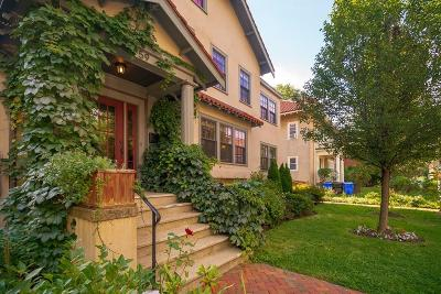 Brookline MA Single Family Home For Sale: $3,000,000