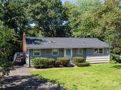 Framingham Single Family Home For Sale: 15 Prior Dr