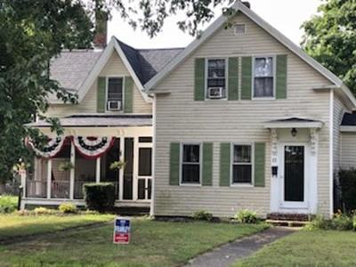Middleboro Single Family Home For Sale: 11 East Main Street